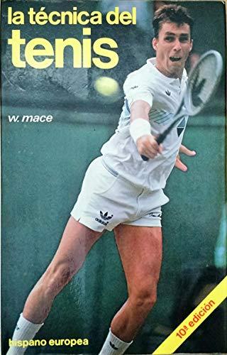 9788425502866: La tecnica del tenis