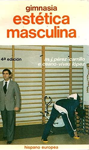 Gimnasia estética masculina: Miguel J. Pérez