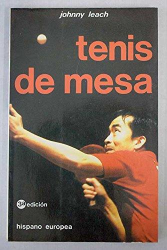 9788425503979: tenis de mesa