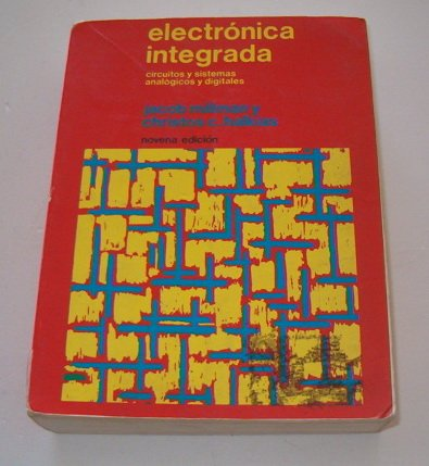 9788425504327: Electronica Integrada/integrated Electronic (Spanish Edition)