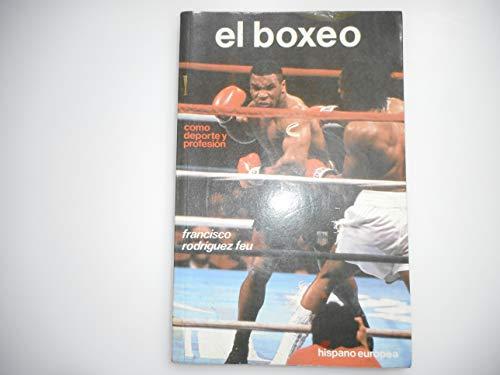 9788425507441: Boxeo, El (Spanish Edition)