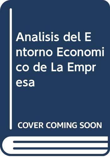 9788425507625: Analisis del Entorno Economico de La Empresa (Spanish Edition)