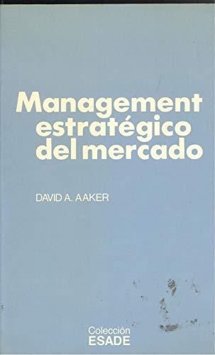 Management estratégico del mercado: David A. Aaker