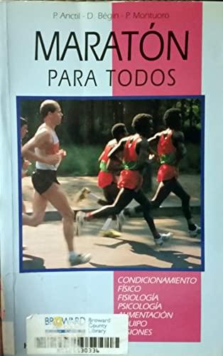 9788425508042: Maraton Para Todos (Herakles)