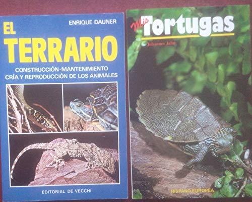 Mis Tortugas (Animales Domesticos): Jahn, Johannes