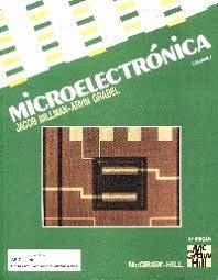 Microelectronica: Jacob Millman. Arvin