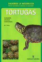 9788425510090: Tortugas / Turtles as a Hobby: Cuidados, crianza, variedades / Care, Breeding, Varieties (Animales Domesticos / Domestic Animals) (Spanish Edition)