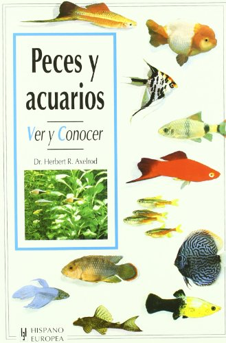 9788425511318: Peces y acuarios/A Basic Book of Aquariums: Ver Y Conocer (Animales De Compania) (Spanish Edition)
