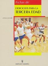 9788425511554: Fichas de ejercicios para la tercera edad / Exercises for Senior (Spanish Edition)