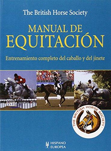 9788425511608: Manual de equitación (Herakles)