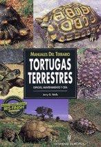 9788425512193: Manuales del Terrario Tortugas Terrestres Especies (Spanish Edition)