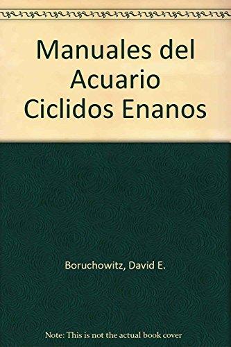9788425512667: Ciclidos enanos / Dwarf Cichlids (Manuales Del Acuario) (Spanish Edition)