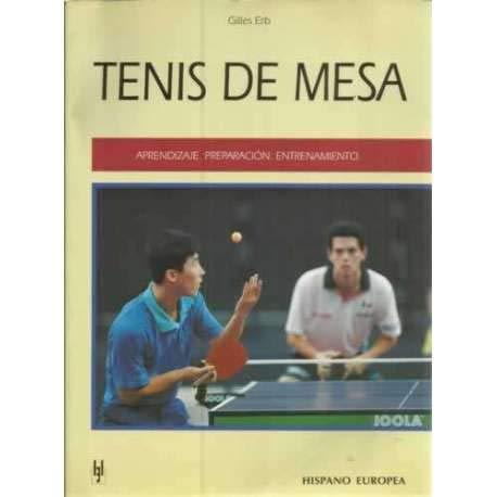 9788425512681: Tenis de mesa / Table tennis (Spanish Edition)