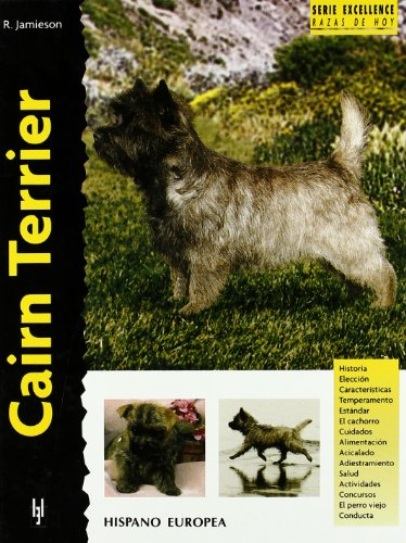 9788425513954: Cairn Terrier (Excellence) (Spanish Edition)