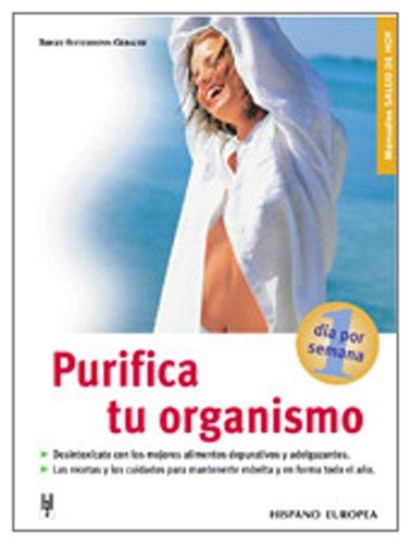 9788425514265: Purifica tu organismo / Purify your body (Spanish Edition)