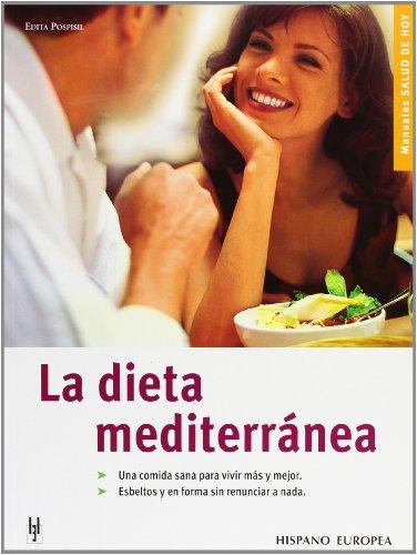 9788425514302: La dieta mediterránea (Salud de hoy)