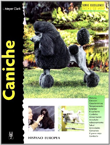 9788425514425: Caniche (Excellence) (Spanish Edition)
