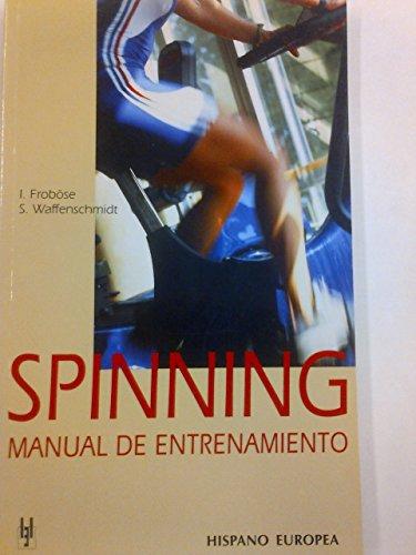 9788425514531: Spinning - manual de entrenamiento