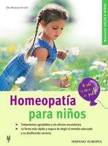 9788425514760: Homeopatía para niños (Salud & niños)
