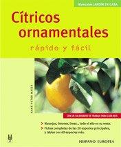 9788425514821: Cítricos ornamentales (Jardín en casa)