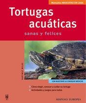 9788425515415: Tortugas acuáticas (Mascotas en casa)