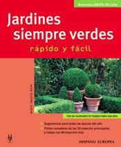 Jardines siempre verdes / Green Gardens Always: Taudte-repp, Beate