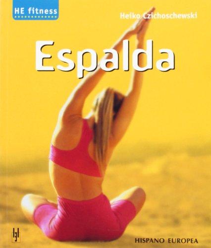 9788425515798: Espalda (HE fitness)