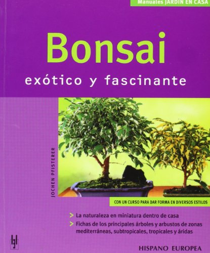 9788425516191: Bonsai (Jardín en casa)