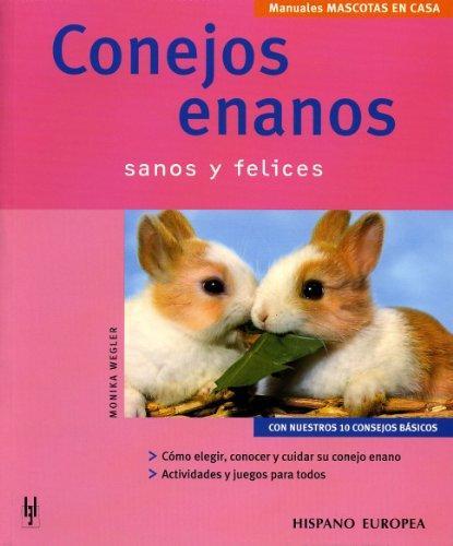 9788425516290: Conejos enanos (Mascotas en casa)