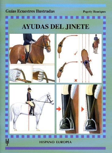 9788425516368: Ayudas del jinete (Guías ecuestres ilustradas)