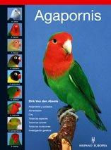 Agapornis / Lovebird (Pajaros / Birds) (Spanish: Abeele, Dirk Van