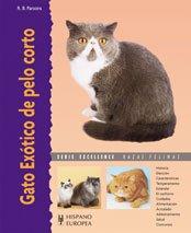 9788425517112: Gato Exotico De Pelo Corto/ Exotic Short Hair Cat (Spanish Edition)