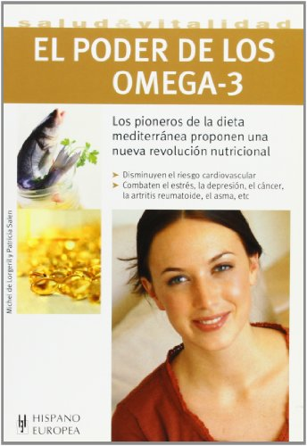9788425517563: El poder de los omega-3 (Salud & vitalidad)