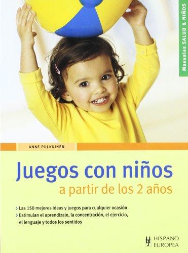 9788425517648: Juegos con niños (Salud & niños)