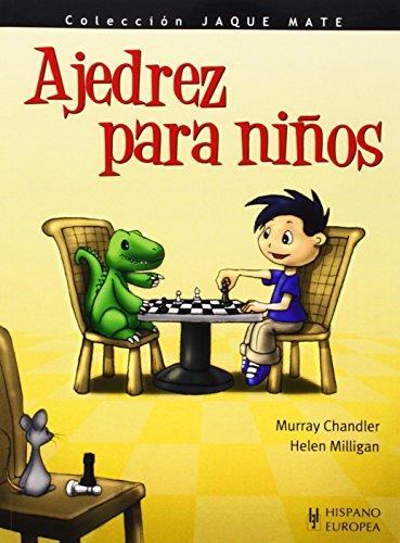 9788425517891: Ajedrez para ninos (Jaque Mate/ Checkmate) (Spanish Edition)