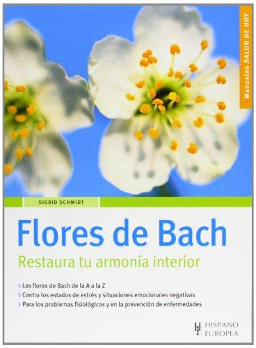 9788425518171: Flores de Bach (Salud de hoy)