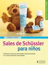 9788425518645: Sales de Schussler para ninos/ Schussler salts for children (Salud & Ninos)