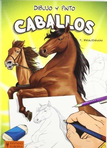 DIBUJO Y PINTO- CABALLOS: BEAUDENON, T.