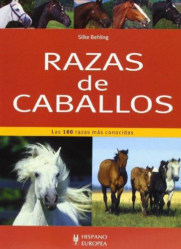 9788425519611: Razas de caballos (Hipica)