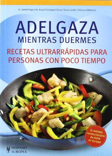 Adelgaza mientras duermes / Lose weight while