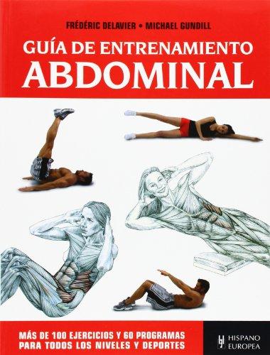 9788425520105: Guía de entrenamiento abdominal (Fitness - Deporte)