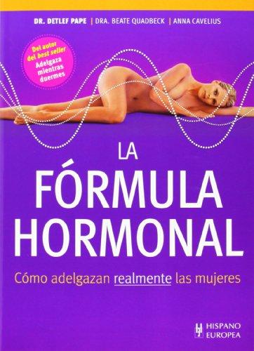 9788425520136: La formula hormonal (Spanish Edition)