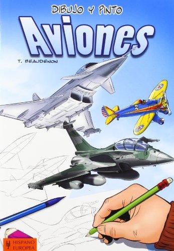 9788425520693: Dibujo Y Pinto Aviones