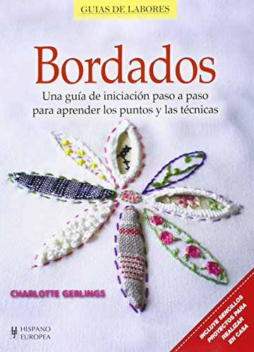 BORDADOS. GUIA DE LABORES: GERLINGS(520884)