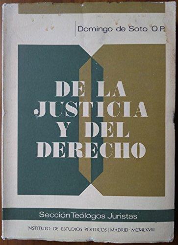 9788425903724: De iustitia et iure (de la justicia y el derecho). (tomo 2)