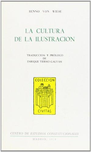 9788425906237: La cultura de la ilustracion
