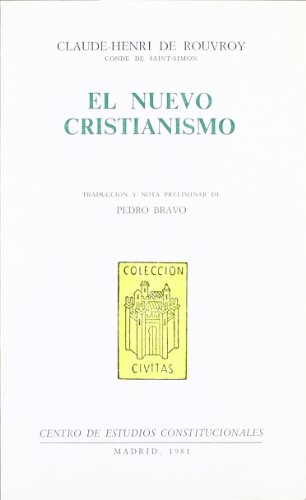 9788425906558: El Nuevo Cristianismo