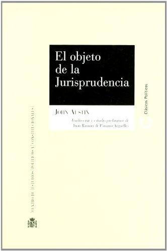 9788425912283: Objeto de la Jurisprudencia, El