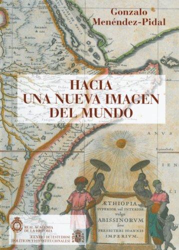 9788425912450: Hacia Una Nueva Imagen Del Mundo (Otras publicaciones.)