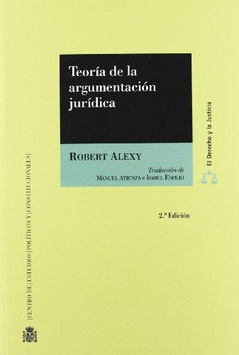 9788425913921: Teoría de la argumentación jurídica